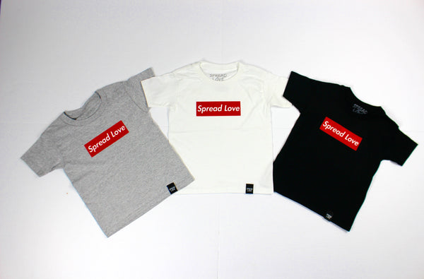 Spread Love Supreme Toddler Tees