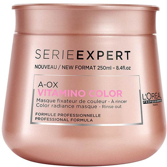 Serié Expert Vitamino Color Masque The Salon Project