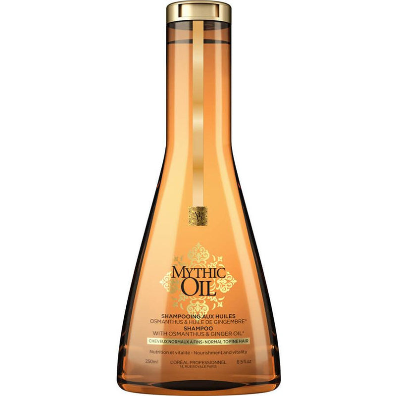 Mythic Oil Shampoo for Normal to Fine Hair The Salon Project