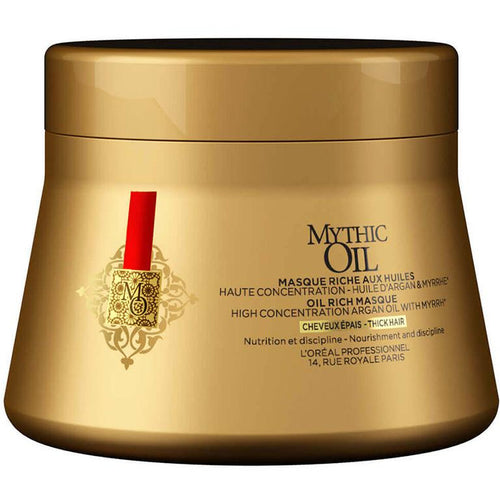 Mythic Oil Light Mask for Thick Hair The Salon Project