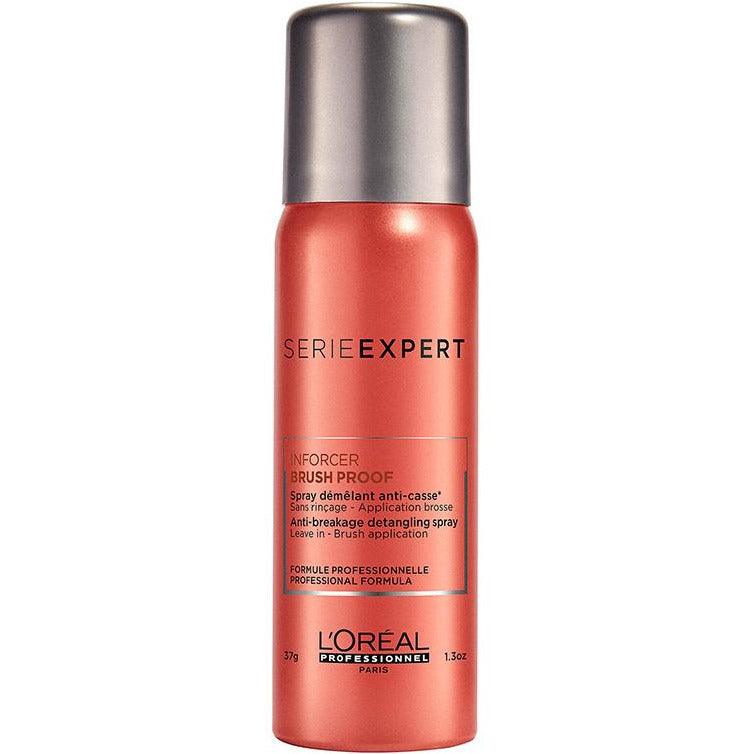 Serié Expert Inforcer Brush Proof Leave-In Spray The Salon Project