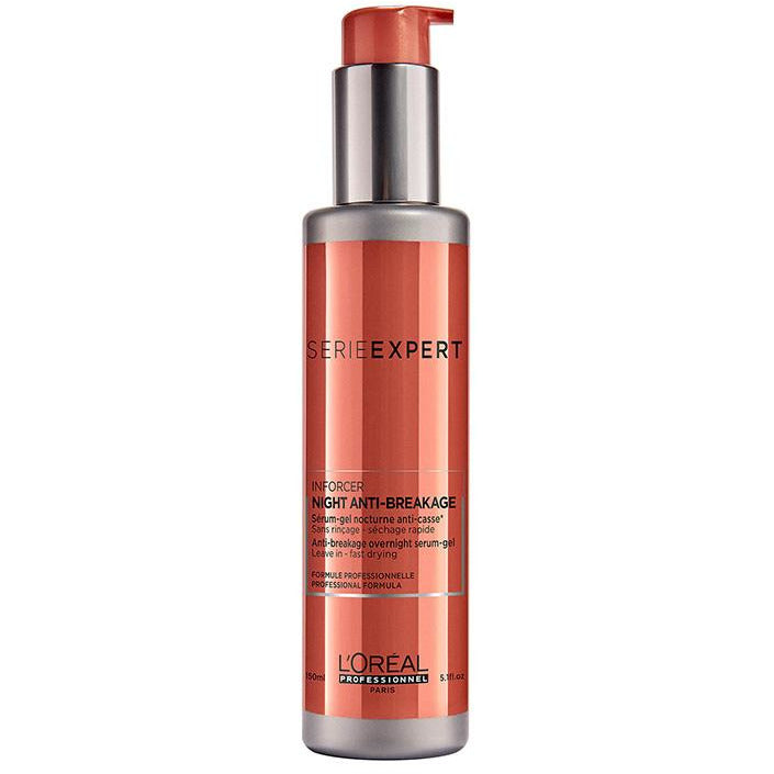 Serié Expert Inforcer Night Anti-Breakage Serum The Salon Project