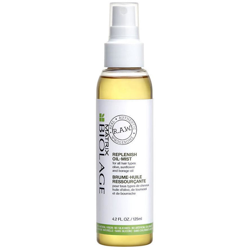 R.A.W. Replenish Oil-Mist The Salon Project