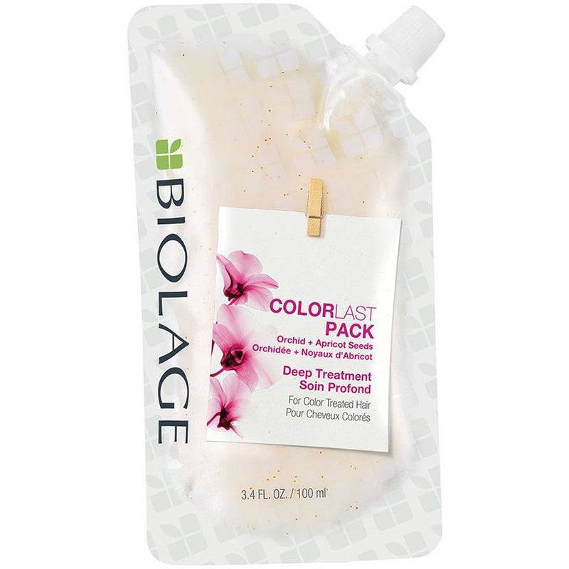 ColorLast Deep Treatment Pack by Matrix The Salon Project