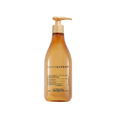 Serié Expert Nutrifier Shampoo The Salon Project