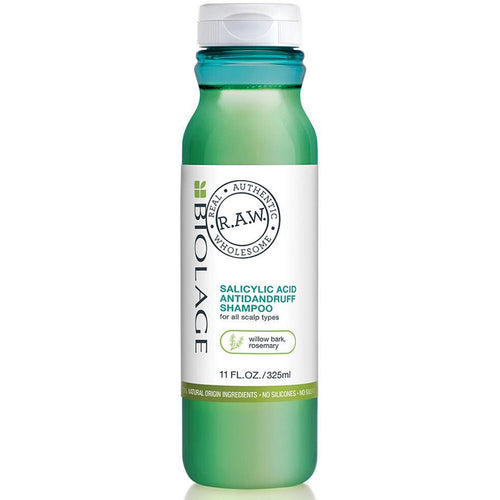 R.A.W. Scalp Care Anti-dandruff Shampoo The Salon Project
