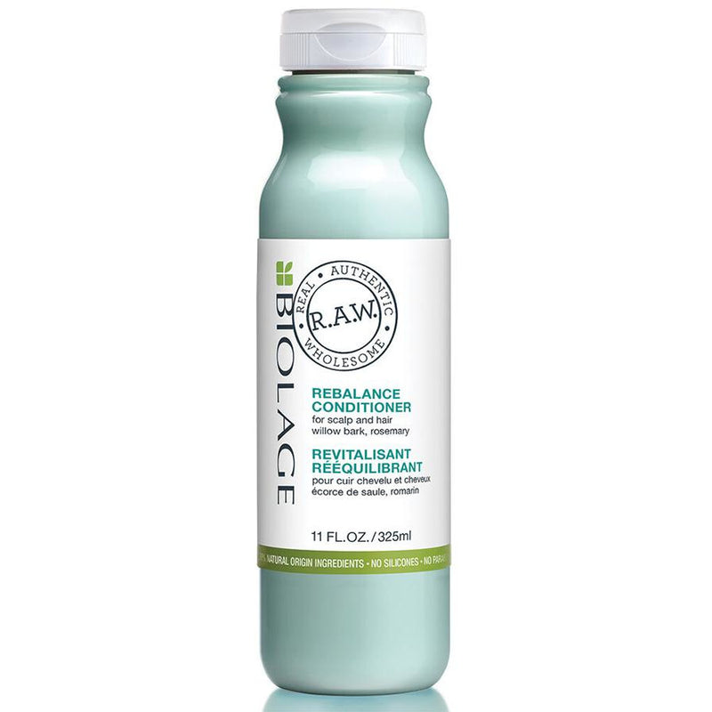 R.A.W. Scalp Care Rebalance Conditioner The Salon Project
