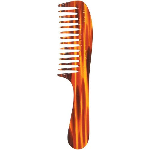 Tortoise 8 Inch Comb The Salon Project