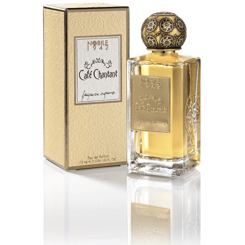 Cafè Chantant Perfume by Nobile 1942 The Salon Project