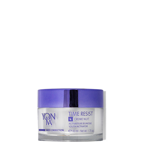 TIME RESIST CREME NUIT The Salon Project