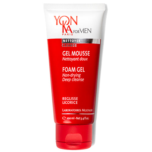 GEL MOUSSE - Yon-Ka For Men The Salon Project