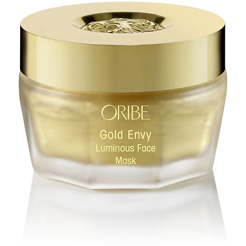 Gold Envy Luminous Face Mask by Oribe The Salon Project