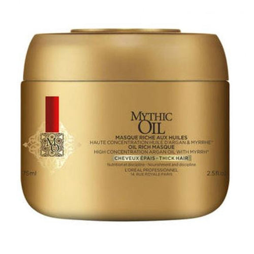 Mythic Oil Light Mask for Thick Hair