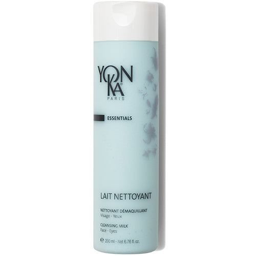 LAIT NETTOYANT The Salon Project