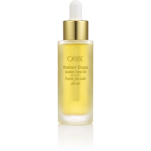 Radiant Drops Golden Face Oil The Salon Project