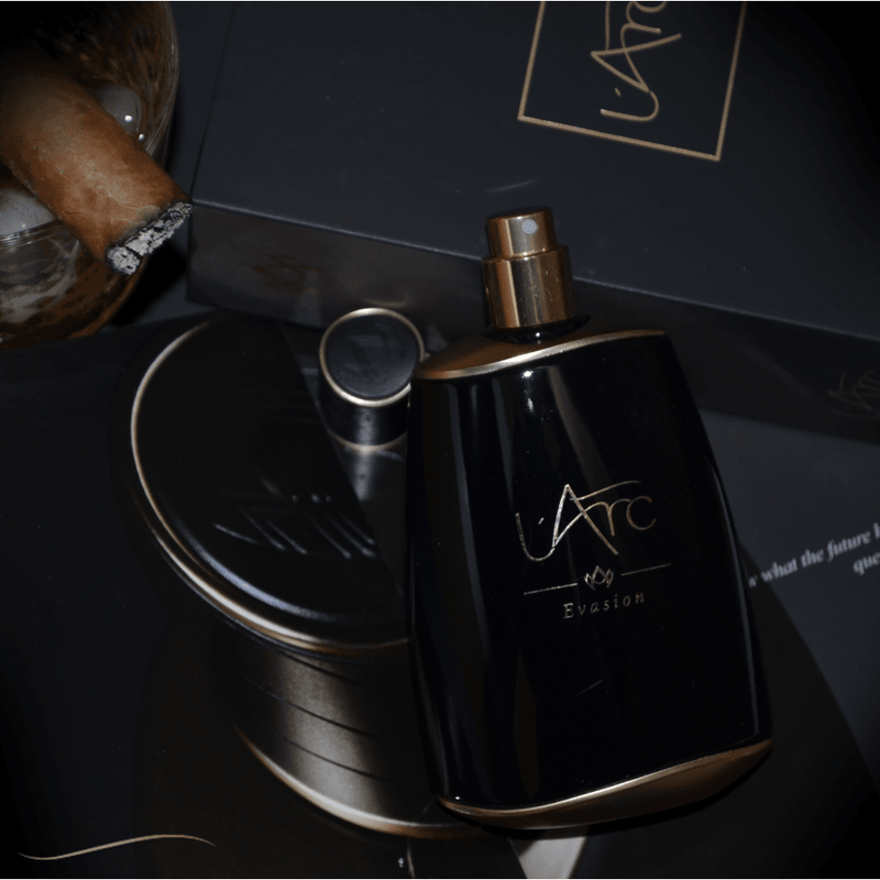 Evasion by L'Arc Parfums The Salon Project