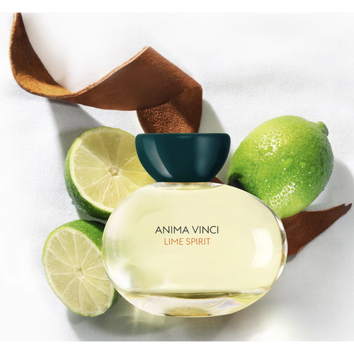 Lime Spirit by Anima Vinci The Salon Project