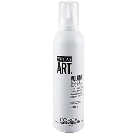 Tecni.Art Volume Envy Extra Volumizing Mousse The Salon Project