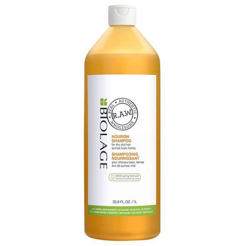 R.A.W. Nourish Shampoo The Salon Project