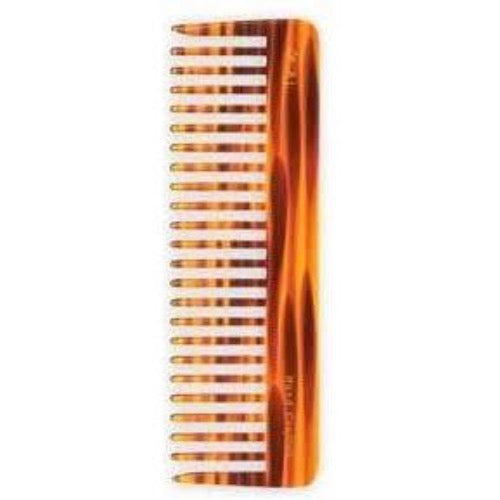 C8 Wide-Tooth 7.5 Inch Tortoise Comb