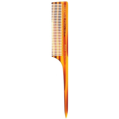 Rat Tail Tortoise Comb - 8.5 Inch The Salon Project