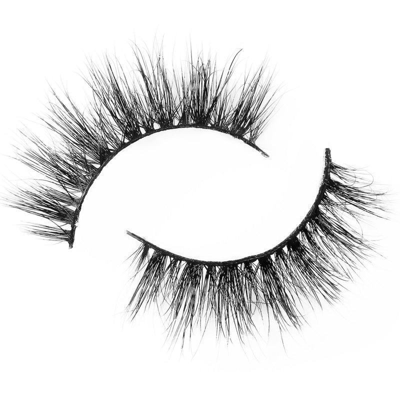 Kylie - 3D Mink Lash by Lash Glam The Salon Project