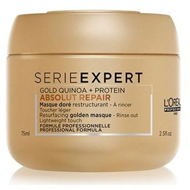 Serié Expert Absolut Repair Resurfacing Golden Mask The Salon Project