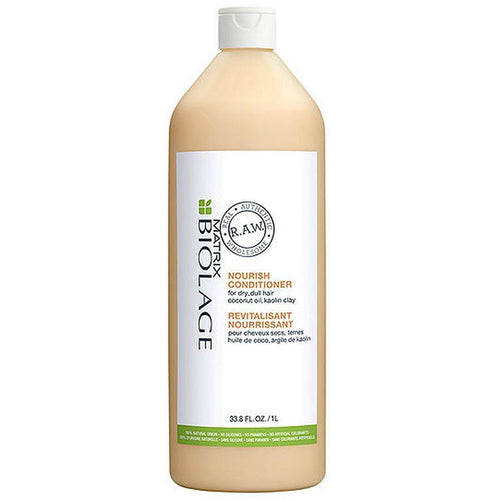 R.A.W. Nourish Conditioner The Salon Project