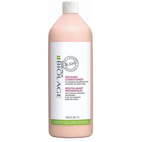 R.A.W. Recover Conditioner The Salon Project