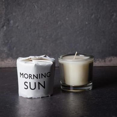 Morning Sun Votive Candle by Tatine The Salon Project