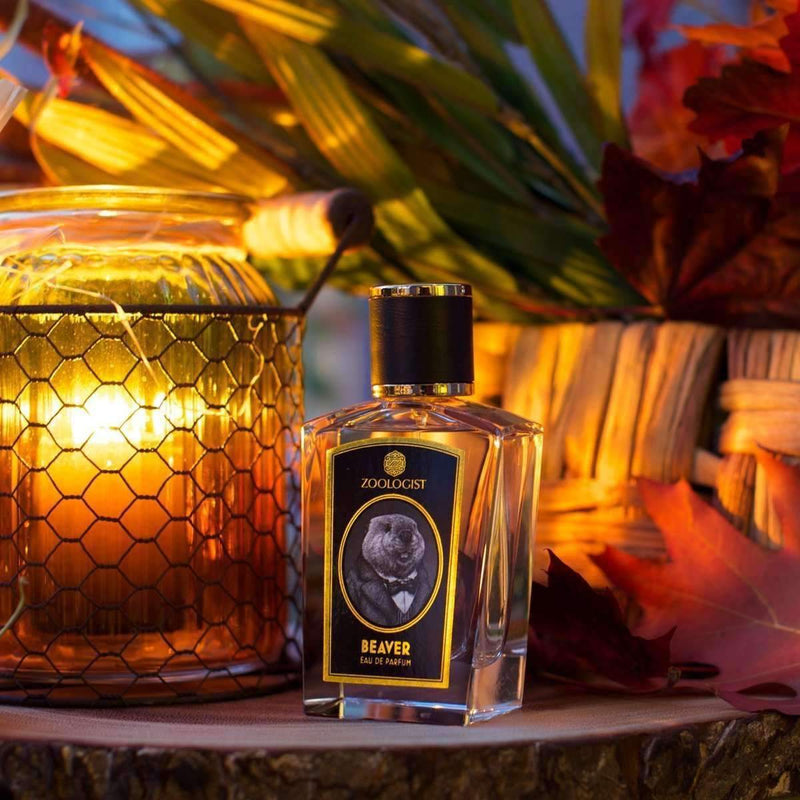 Beaver 60mL Deluxe Bottle - PERFUMARIĒ