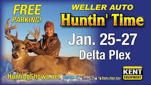 Huntin' Time Expo**January 25-27, 2020**Booths 369-373