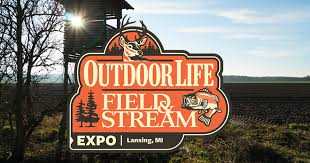 Outdoor Life/Field & Stream Expo-Michigan**March 13-15, 2020**Booth 424