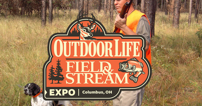 Outdoor Life/Field & Stream Expo-Ohio**March 20-22, 2020**Booth 949