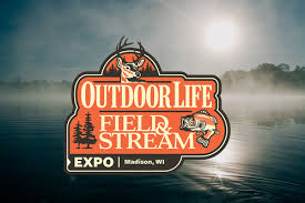 Outdoor Life/Field & Stream-Wisconsin**April 3-5, 2020**Booth 1215