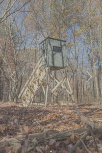 360 Shanty Hunter Blind- 5x5 Gun Blind