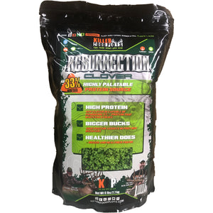 Resurrection Clover® - 33% MORE than the Competition