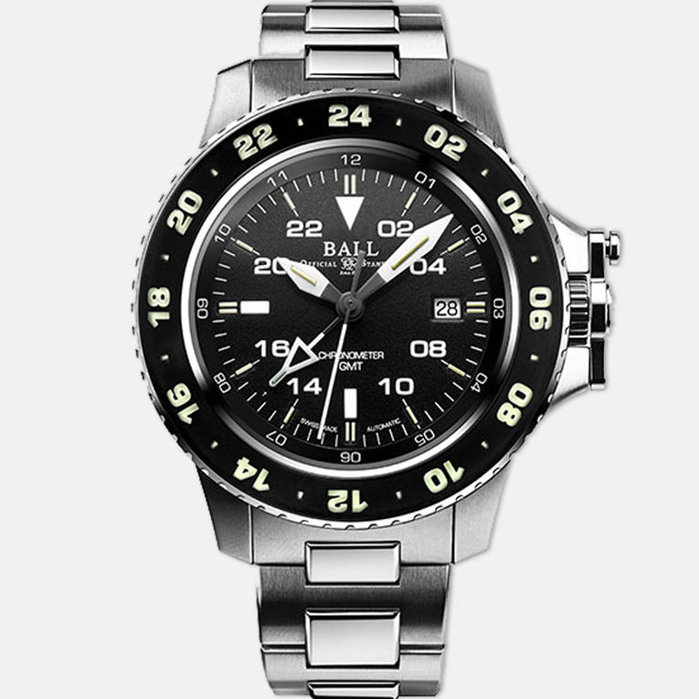 Ball Watch AeroGMT II DG2018C-SC-BK Luxury Watch 0% Financing Solution New Zapanda