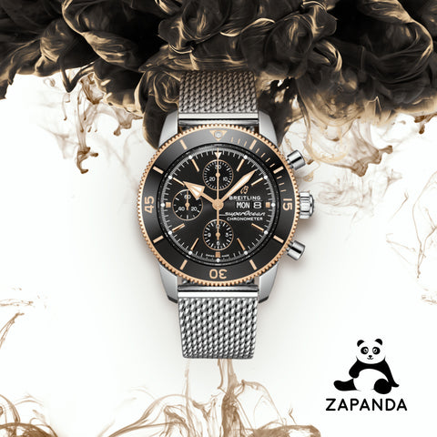 BREITLING Watches Superocean Heritage II U13313121B1A1 Discount by ZAPANDA.com