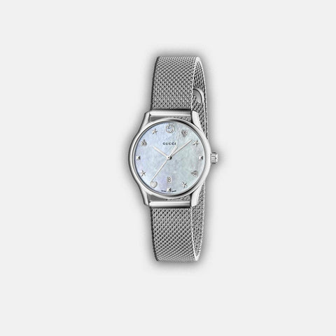 ebccb397f02 G-Timeless Mother of Pearl Dial ...