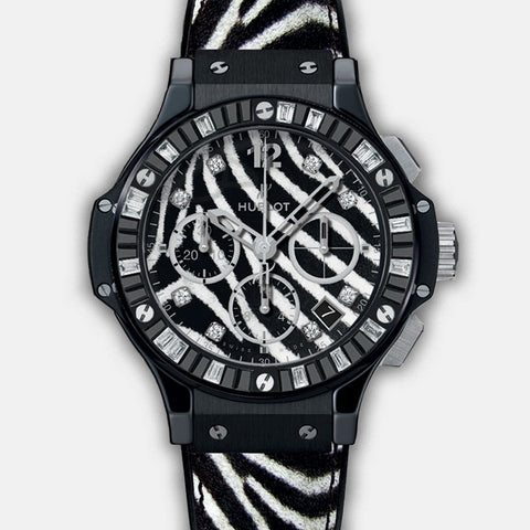 Hublot Big Bang Black Zebra 341.CV.7517.VR.1975 discount Zapanda Products New