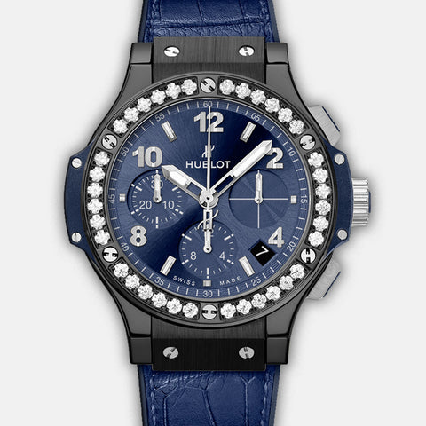 Hublot Big Bang Ceramic Blue_Diamond 341.cm.7170.lr.1204 Discount Zapanda Products New