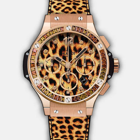 Hublot Big Bang Gold Leopard 341.PX.7610.NR.1976 Discount Zapanda Products New