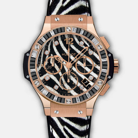 Hublot Big Bang Gold Zebra 341.PX.7518.VR.1975 discount Zapanda Products New