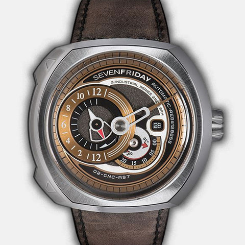 sevenfriday revolution q2-02 Discount by ZAPANDA.COM
