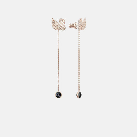 Swarovski Swan earrings 5373164 discount Zapanda Products New