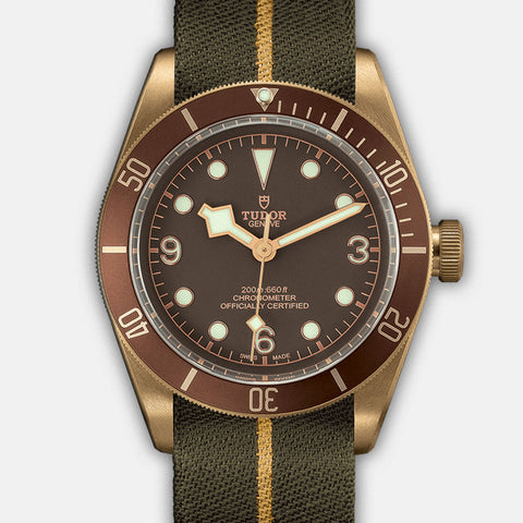 Tudor BlackBay m79250bm-0004 discount Zapanda Products New