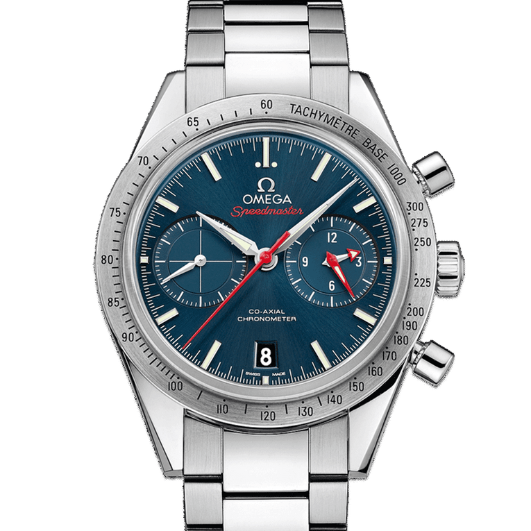 OMEGA Watches Speedmaster 57 Chronograph 33110425103001 Discount by ZAPANDA.com