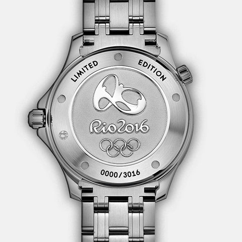 Seamaster Olympic Collection Rio 2016 Limited Edition