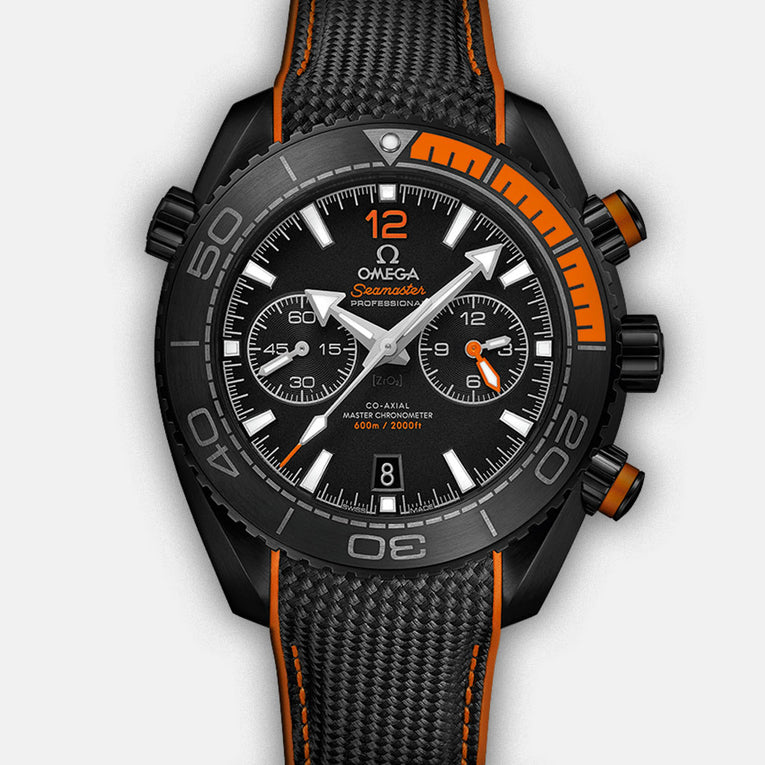 Seamaster Planet Ocean 600M Deep Black